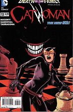 CATWOMAN #13 / DEATH OF THE FAMILY / 2ND PRINT  / BATMAN / NEW 52 / JOKER