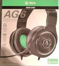 PDP Afterglow AG6 Stereo Gaming Headset For Xbox One