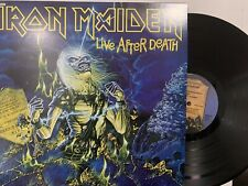 Iron Maiden - Live After Death 1985 Capitol Records ‎SABB-12441 Ultrasonic Clean