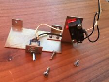 REVOX A77 STUDER REEL TO REEL MICROSWITCH ASSEMBLY PARTS