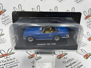 "Die Cast "" Triumph TR6 1969 "" Spider & Cabrio 1/43"