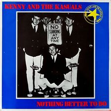 Kenny And The Kasuals-Nothing Better To Do LP-1983 Eva Records France-12011