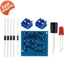 AC To DC Power Supply Converter Full Wave Rectifier Circuit IN4007 DIY Kit
