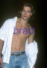 BRAD PITT #74,BARECHESTED,SHIRTLESS,8x10 photo