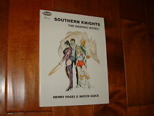 1982 Southern Knights Graphic Novel Vogel Guice Sharp Very Fine Free Shipping