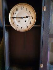 Wanduhr, Pendeluhr Uhr Antik mechanische Uhr