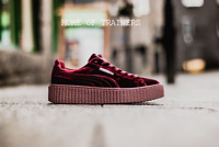Puma CREEPER VELVET Royal purple 36446602 Women's Trainers All Sizes - SALE