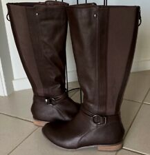 City Chic Women's Leather Boots for