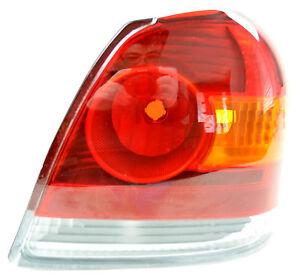 Tail Light for Toyota Echo 08/02-12/05 New Right RHS Sedan 03 04 Rear Lamp