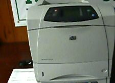 HP LaserJet 4300N Workgroup Laser Printer