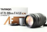 【TOP MINT】 TAMRON AF 70-300mm f/4-5.6 Di LD Macro for Sony &Minolta from Japan