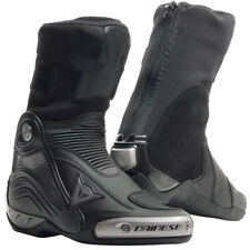 Dainese Axial D1 In Track Street Motorcycle Boots Black Size 11.5 US / 45 EU NEW