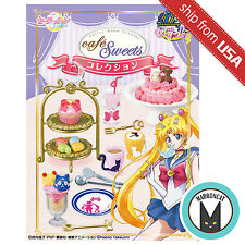 1 blind Box RE-MENT Sailor Moon Crystal Cafe Sweets Cake Dollhouse Miniature NEW