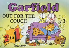 Garfield: Out for the Couch (Garfield 2-in-1 theme books), Davis, Jim, Used; Ver