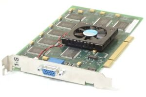 IBM Type 1-S Power GTX 2000 32MB Sgram PCI Computer Graphics Card VGA 41l5620