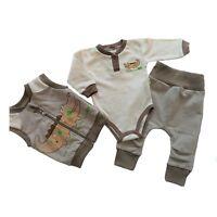 Baby Infant Boys *Bodysuit  2 Pcs Set  *3 Pcs Set Outfit 0-3 up to 18-24 Months