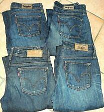 LEVI'S 572 BOOTCUT jeans taille basse Stretch W25 W26 W27 W28 W29 W30 W31 W32