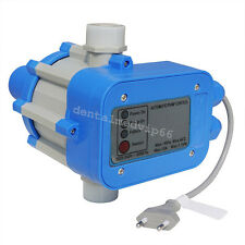 Automatic Water Pump Pressure Controller Electronic Switch Control Garden 220V
