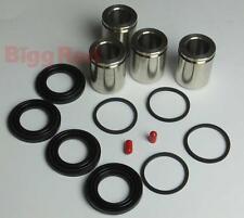 Chrysler 300c Front Brake Caliper Piston & Seal Repair Kit (axle set) BRKP124