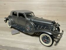 Franklin Mint 1933 Duesenberg SJ Twenty Grand 1:24 Scale Diecast Replica