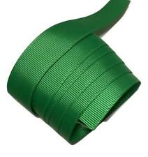 "5 yards Emerald green 7/8"" grosgrain ribbon by the yard DIY hair bows"