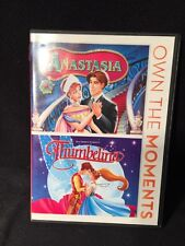 Anastasia / Thumbelina Double Feature  DVD