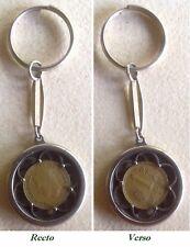 Porte clés Métal Divers Espana Mondial Football 82 Pièce de 1 Pta mobile vintage