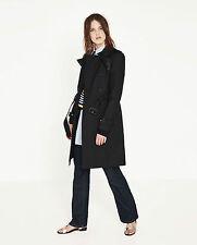Zara Knee Cotton Coats & Jackets for Women