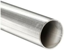"""Small Parts Stainless Steel 316L Welded Round Tubing, 1/2"""" OD, 0.46"""" ID, 0.020"""""""