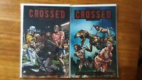 Crossed Badlands 61 w/ Variant 2014 Avatar High Grade Comic Book RM16-11