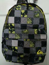 A estrenar con las etiquetas Quiksilver Roxy mochila escolar bolsa EQYBP 03512