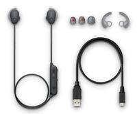 Sony WI-SP600N/B Sports Noise Canceling In-Ear WISP600N 6 HR BATT (Black)