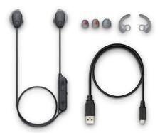 Sony WI-SP600N/B Sports Noise Canceling In-Ear (WISP600N) 6 HR BATT (Black)