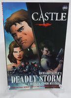 Richard Castle's Deadly Storm ABC TV Show Marvel Comics TPB Trade Paperback New