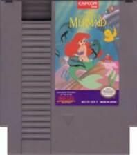 Disney's The Little Mermaid - Fun NES Nintendo Game