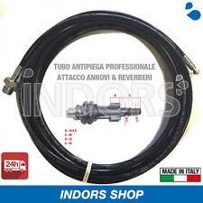 Micro SONDA Spurgatubi 6 metri per Idropulitrice ANNOVI BLACK DECKER MICHELIN