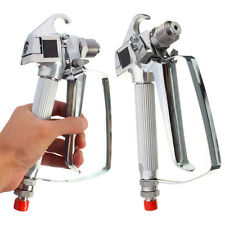 Airless Paint Spray Gun High Pressure For Graco Titan Wagner Pumps no Nozzle