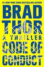 NEW Code of Conduct: A Thriller (The Scot Harvath Series) by Brad Thor