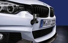Genuine BMW M3 M4 M5 M6 X6 Front Bumper GoPro Camera Track Fix Mount 51952405467