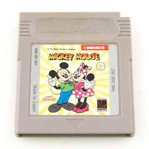 Mickey Mouse - Nintendo Game Boy - Cart Only - UKV