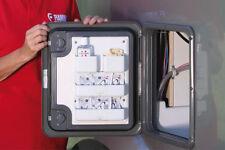 Portaobjetos Puerta Casete WC Fiamma Pocket Kassett Atornillable Autocaravana