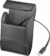 Estuche de carga de auriculares auriculares inalámbricos con Bluetooth Negros F
