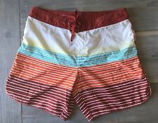 Men's Swim Suit Board Shorts Mossimo Target Brand Size 34