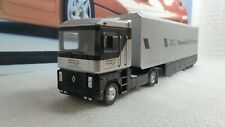 PANINI  F1 CAR COLLECTION  - RENAULT / BENETTON TRANSPORTER - 1/43 SCALE MODEL