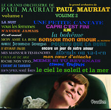 Paul Mauriat & His Orchestra Le Grand Orchestre de Paul Mauriat - Vols.1 & 2