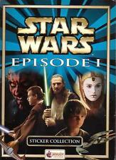 Star Wars Episode 1 von Merlin Sticker/Sammelbilder Sammlung (Panini, topps)