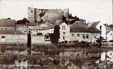 Haverfordwest Castle. Reflection.