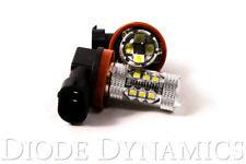 Pair H11 Diode Dynamics XP80 LED Fog Light Bulbs Super Bright