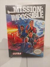 Mission impossible Nes Nintendo Sealed