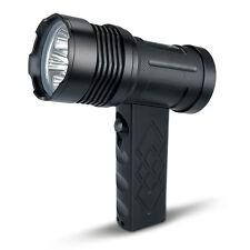Super brillante profesional 5000 Lumen Antorcha De Alta Potencia LED Spotlight